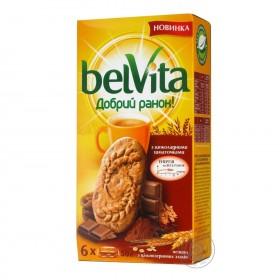 Belvita печенье с шоколадом 300гр