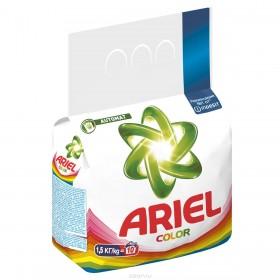 Ariel Color стиральный порошок 1.5кг
