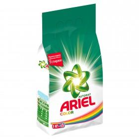 Ariel Color стиральный порошок 3 кг
