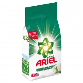 Ariel Белая Роза стиральный порошок 3 кг