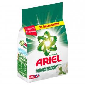 Ariel Белая Роза Стиральный порошок 4,5 кг