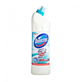 Domestos Ультра белый Средство чистящее для ванны и туалета , 1л