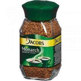 Jacobs Monarch кофе растворимый 95гр