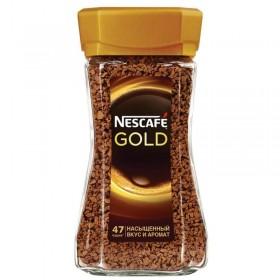Nescafe Gold кофе растворимый 95гр