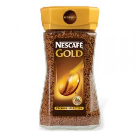 Nescafe Gold кофе растворимый 190гр
