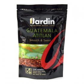 Jardin Guatemala Atitlan кофе растворимый 150гр
