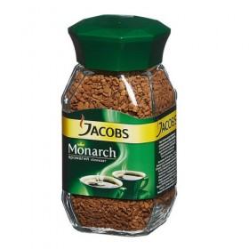 Jacobs Monarch кофе растворимый 47.5гр