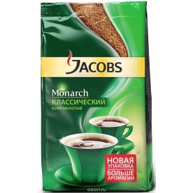 Jacobs Classic кофе молотый 230гр