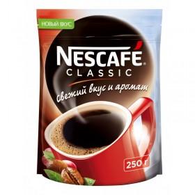 Nescafe Classic кофе растворимый 250гр