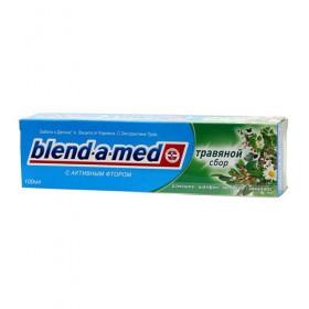 Blend-a-med Травяной сбор зубная паста 100мл