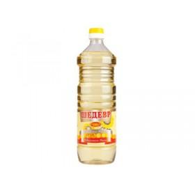 Шедевр масло подсолнечное 1л