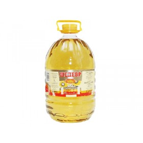Шедевр масло подсолнечное 5л