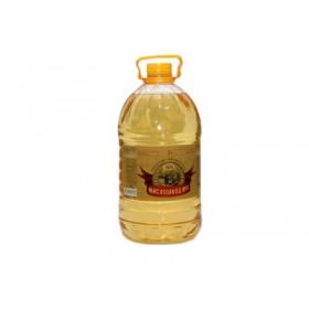 Маслозавод №1 масло подсолнечное 5л