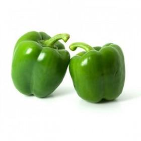 -Перец болгарский зеленый 0.5кг