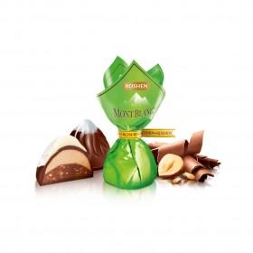 Roshen Mont Blanc с лесным орехом конфеты 100гр