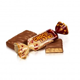 Roshen Choco Lapki конфеты 100гр