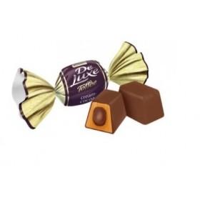Roshen De Luxe Крем-какао конфеты 100гр