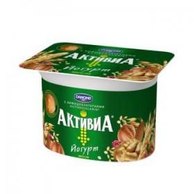 Активиа мюсли йогурт 150гр