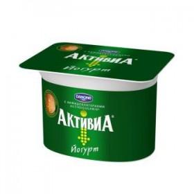 Активиа натуральная йогурт 150гр