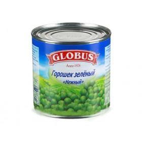 Globus горошек консервированный 425мл