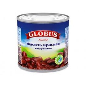 Globus фасоль красная 425мл