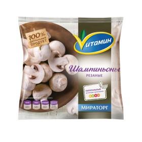 Vитамин шампиньоны резаные 400г