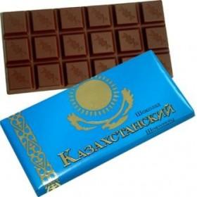 Казахстанский шоколад100гр