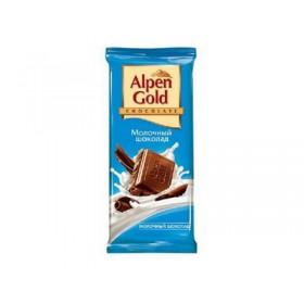 Alpen Gold шоколад молочный 90гр