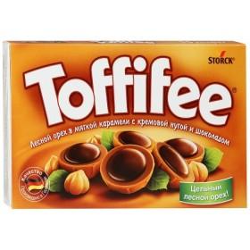 Toffifee конфеты 125гр