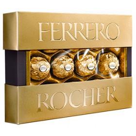Ferrero Rocher premium конфеты 125гр
