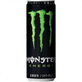 Monster energy энергетический напиток 0.355л