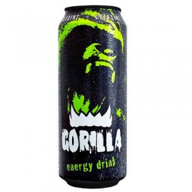 Gorilla энергетический напиток классический 0.5