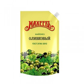 Махеев Майонез оливковый 425гр