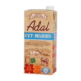 Adal 1.5% молоко 1л