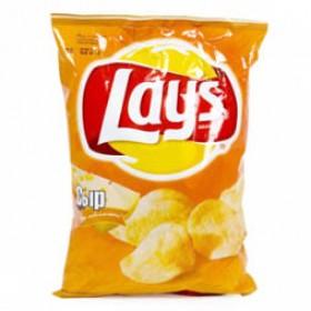 Lays со вкусом сыра чипсы 80гр