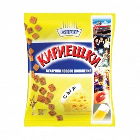 Кириешки со вкусом сыра сухарики 40 гр.