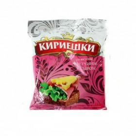 Кириешки со вкусом ветчины и сыра сухарики 40 гр.