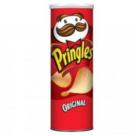 Pringles original чипсы 165г