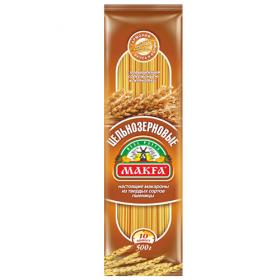 Makfa Цельнозерновые спагетти 500г