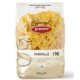 Granoro Farfalle №198 макароны 500г