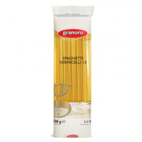 Granoro Spaghetti Vermicelli №13 макароны 500г