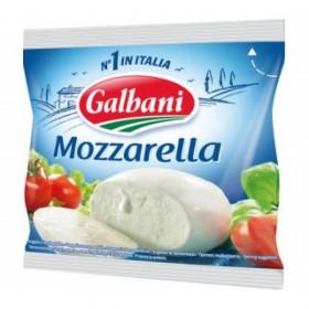 Mozzarella, сыр в рассоле 125гр.