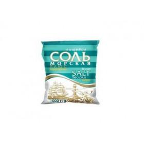 Морская соль йодированная 1кг